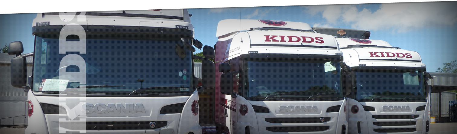 Welcome to Kidds Transport