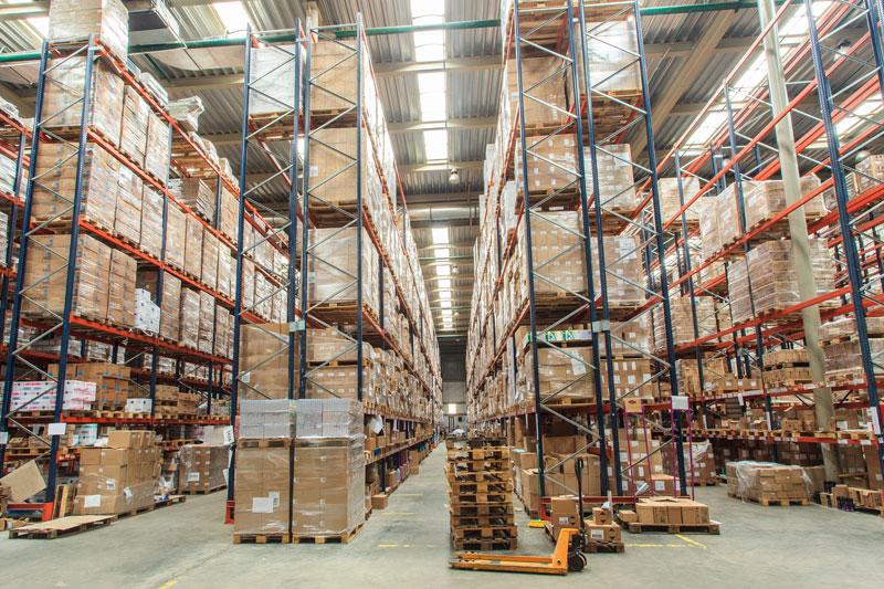 European Warehousing
